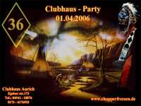 Titelbild des Albums: Clubhausparty - April - 2006