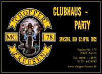 Titelbild des Albums: Clubhausparty - April - 2005